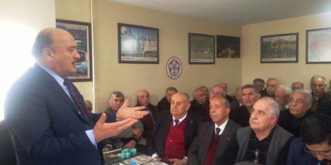 ERDEF'te Erzincan'ın Düşman İşgalinden Kurtuluşu Anlatıldı